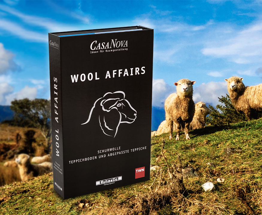 CASA NOVA WOOL AFFAIRS